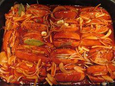 Japchae, Shrimp, Beef, Fruit, Vegetables, Ethnic Recipes, Food, Petra, Detail