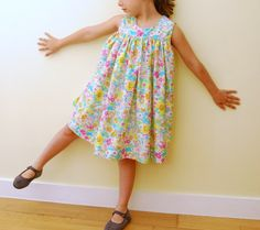 S is Sewing | Childrens Corner Mary Dee Dress