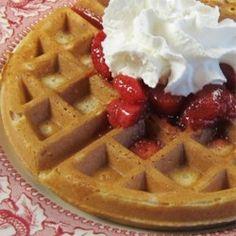 Whole Wheat Oat Waffles - Allrecipes.com