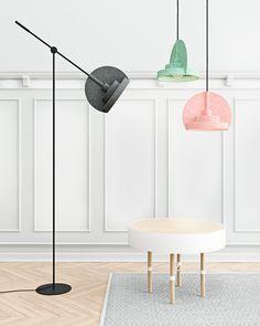 Modern Lamp Design by the Urbanist Lab