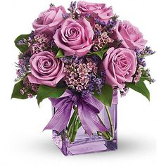 Send get well flowers from a real Baltimore, MD local florist. House of Arnold Florist has a large selection of gorgeous floral arrangements and bouquets. We offer same-day flower deliveries for get well flowers. Lavender Wedding Centerpieces, Wedding Reception Flowers, Floral Centerpieces, Floral Arrangements, Flower Arrangement, Purple Wedding, Get Well Flowers, My Flower, Flower Art
