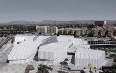Jimenez Brasa arquitectos, OAB – Ferrater & Asociados, Aleix Bagué · Parque de las Ciencias en Granada