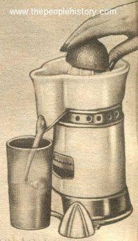 1957 Electric Juicer