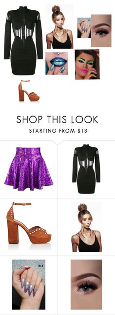 """""""Untitled #148"""" by no-belle on Polyvore featuring Balmain and Tabitha Simmons"""