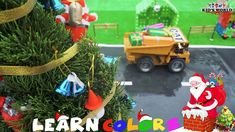 Learn colors with Santa Claus  truck  Sack  Car video for kids  Kids World https://youtu.be/93fqEWlV9D0 Merry Christmas   Decorate Christmas tree with excavator crane dump truck and fire truck  Kids World video for kids Trucks for children cars for kids train for kids cranes for kids excavator for kids and Lego city lego technic lego nexo... Cars for Children. Kids World bring to life the toys that your baby plays with such as cars trucks monster trucks and many more vehicles take you to a…