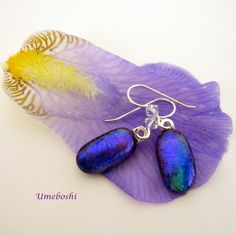 An eye catching collection of artisan #handmade items in #purple - #gift ideas for women.