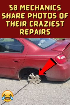 #Mechanics #Share #Photos #Craziest #Repairs