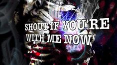 """Blacklite District - """"With Me Now"""" [OFFICIAL LYRICS VIDEO]"""