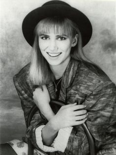 "Debbie Gibson, 1980's singing artist, hit songs ""Foolish Beat"", ""Lost in Your Eyes"", ""Electric Youth""."