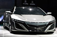 The new Acura NSX