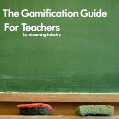 PTO- 4- The Gamification Guide for Teachers - A strong guide to how to utilize gamification strategies in the classroom which teachers may find helpful. There's tons of ways games can be used for learning, and this includes a variety of instructional strategies! Consider using our variety of educational games as well at http://dig-itgames.com