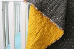 whole cloth baby quilt   Flickr - Photo Sharing!