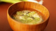 Como fazer sopa de miso
