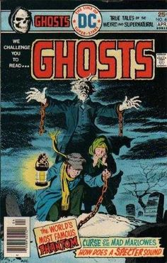 Ghosts #46 (Issue)