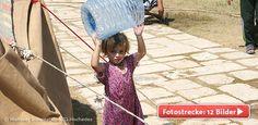 Die humanitäre Lage im Nordirak ist verheerend: 1,8 Millionen Menschen sind  auf der Flucht vor der Terrormiliz IS, über 5 Millionen Menschen sind dringend auf humanitäre Hilfe angewiesen. Daher sind die Mitgliedsorganisationen von Aktion Deutschland Hilft – trotz der prekären Sicherheitslage - vor Ort, um die Notleidenden zu unterstützen.