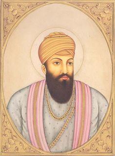 "Guru Angad Sahib, (Bhai Lahna ji) was born in the village named Harike in Ferozepur district in Punjab, on Vaisakh Vadi 1st , (5th Vaisakh) Samvat 1561, (March 31, 1504). He was the son of a petty trader named Pheru ji. His mother ""s name was Mata Ramo ji (also Known as Mata Sabhirai, Mansa Devi, Daya kaur). Baba Narayan Das Trehan was his grand father, whose ancestral house was at Matte-di-Sarai near Mukatsar. Pheru ji shifted back to this place."