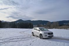 Tracktest Ford Kuga Vignale - Ford Escape