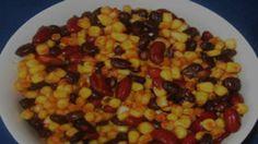 Mexican Corn and Bean Salad