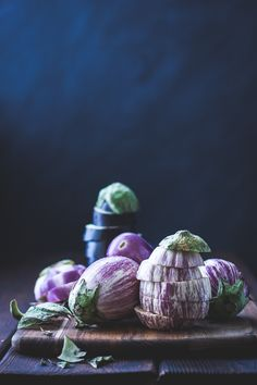 The Bojon Gourmet: Eggplant, Sweet Pepper, and Bechamel Gratin {Gluten-Free} Food Photography Styling, Food Styling, Photography Ideas, Fruit And Veg, Fruits And Veggies, Home Bild, Bojon Gourmet, Beautiful Fruits, Still Life Photos
