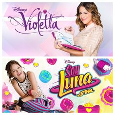 """Violetta vs Soy Luna """"Duelo de Canciones"""" Parte 2."""