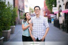 Caltech Pasadena Engagement | Eric and Erin