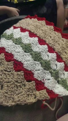 Crazy Shell Stitch  Crochet C2C