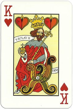 Jack of spades Hornicke Karty for Rutek Alliance King Of Hearts Card, Restaurant Promotions, Jack Of Spades, Heart Cards, Cubism, Four Seasons, Tarot, Playing Cards, History