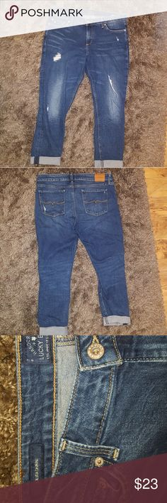 Lucky Brand Lolita Skinny Jeans Lucky Brand Lolita Skinny Jeans  Size 14/32 Brand new without tags Lucky Brand Jeans Ankle & Cropped