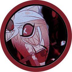 Cartoon Edits, Cartoon Icons, Monster Hotel, Popee The Performer, Hazbin Hotel Angel Dust, Vivziepop Hazbin Hotel, Cool Anime Girl, Matching Profile Pictures, Art Icon