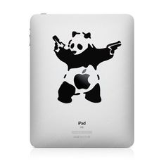 Kung Fu Panda  Apple iPad The new iPad Decal by JellyXStudio, $6.50