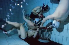 Underwater Rugby – A Tough Sport Underwater Rugby, Rugby Pictures, Heavy Metal, Sport, Style, Sports, Deporte, Heavy Metal Music, Stylus