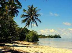 Micronesia beaches Kosrae