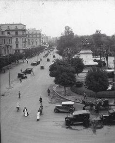 Opera square old Cairo Egypt
