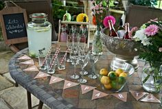 Kilner have everything you need to throw the perfect garden party this summer.