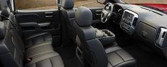 2015 Chevrolet Silverado Full Interior