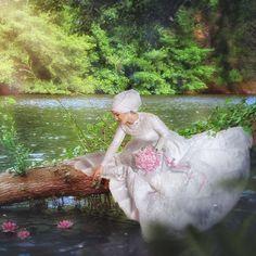#art #сказка #волшебство #свадьба 4.11.2015 #bride #невеста Мадина  #кавказскаясвадьба #дагестанская свадьба #свадебныйбукет #фрагмент by skorobogat_katya