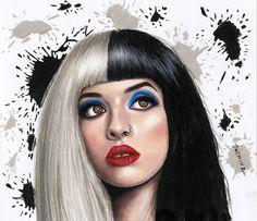 Melanie Martinez favourites by AndreeaaEditions on DeviantArt