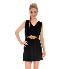 Fab.com | Calla Dress Black