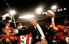 Save the Date: Palm Beach 'Canes Club Kicks Off the 2012 Season with Schnellenberger on August 18