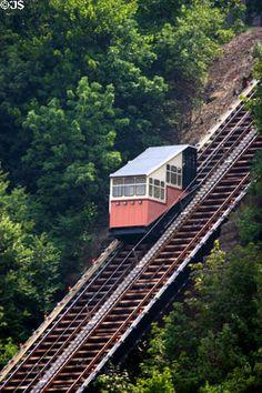Monongahela Incline Railroad, (Pittsburgh, PA)