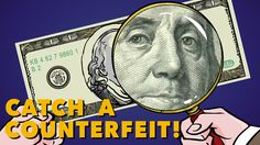 How to spot a counterfeit bill - Tien Nguyen