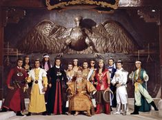 shaw brothers - Avenging Eagles, one of my all time fave martial arts flix