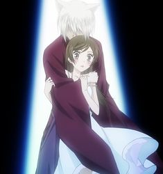 Tomoe ♥ Nanami (Kamisama Hajimemashita)