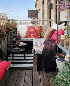 Balkon - kutak za odmor