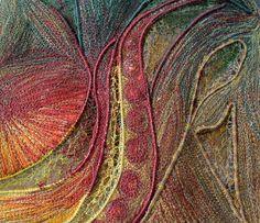 PAULINE VERRINDER - Textile Artist - HOME PAGE