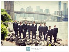 Dani and Jason's Wedding at Stage Six Steiner Studios – Brooklyn, NY » Janelle Brooke Photography