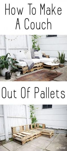 70 Ideas For Diy Outdoor Furniture Seating Pallet Couch Decks 70 Ideas For Diy . 70 Ideas For Diy Outdoor Furniture Seating Pallet Couch Decks 70 Ideas For Diy Outdoor Furniture Seating Pal Diy Furniture Couch, Pallet Patio Furniture, Patio Furniture Cushions, Furniture Projects, Rustic Furniture, Garden Furniture, Furniture Design, Diy Couch, Outdoor Cushions