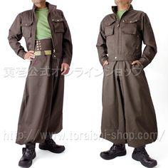 Toraichi 7160-554 Riders jacket 7160-815 Cho-cho long do-tsuki pants