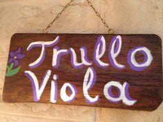 """Trullo """"Viola"""""""