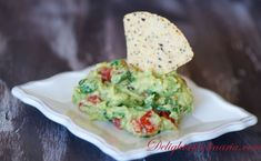 Simple, fresh, healthy, delicious and perfect for parties or potlucks. Print Guacamole Dip Ingredients3 ripe avocados 2 tablespoons chopped cilantro 3 garlic cloves crushed 1/2 red onion diced* optional 1 tomato diced (seeds and pulp removed) 3/4 teaspoon cumin powder juice of 1 lime 1/2 teaspoon salt (I used Himalayan pink salt) InstructionsPeel and …